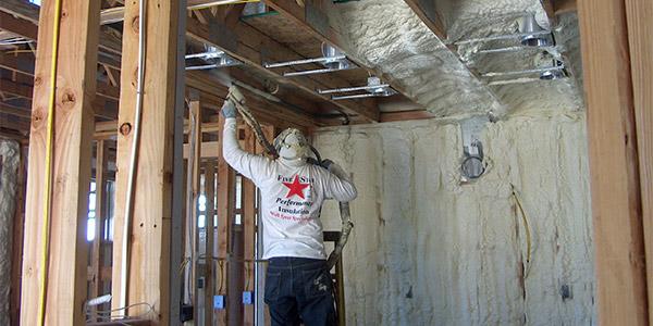 Spray Foam Insulation Installation In Sacramento Ca